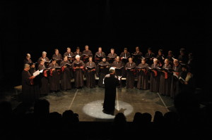 BYZANTINE CHOIR OF POLYPHONIC CHOIR OF PATRAS