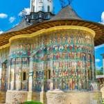 Romania-Bucovina-monastero