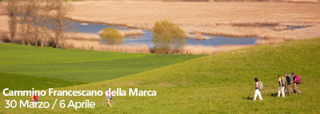 Cammino Francescano della Marca I <br> 30 Marzo / 6 Aprile 2021